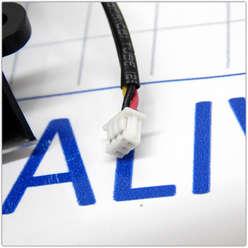 Вентилятор ноутбука Clevo D900v M980, AB0805HX-DB3, 6-31-D90FS-200