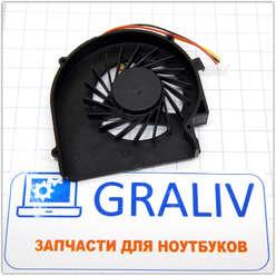 Вентилятор ноутбука Dell N4020, 14V, 23.10367.021