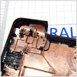 Нижняя часть корпуса, поддон ноутбука Asus X553M, 13N0-RLA0521