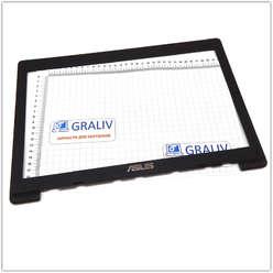 Рамка матрицы, безель ноутбука Asus X553M, 13NB04X6P02011