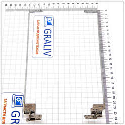Петли ноутбука Asus X550VP, X552CL, X552E, X552EA, F552C