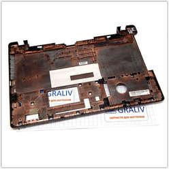 Нижняя часть корпуса, поддон ноутбука Asus X550C, F552C, 13NB00T1AP1501