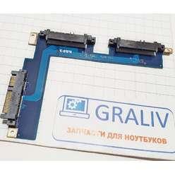 Доп. плата подключения HDD ноутбука Acer Aspire 7720, 7520, ICK70 LS-3555P