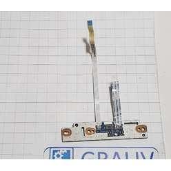 Панель кнопок тачпада ноутбука Toshiba Satellite L500, LS-4974P
