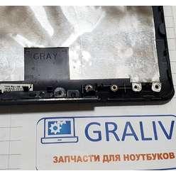 Крышка матрицы ноутбука Toshiba A200, A205, A210, AP019000J00