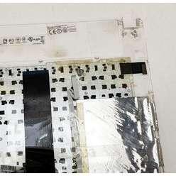 Палмрест верхняя часть корпуса ноутбука Asus X301 13GNL02AP050