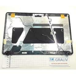 Крышка матрицы ноутбука eMachines E640, E440, E730 AP0CA000F000