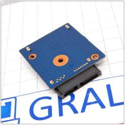 Плата подключения DVD привода ноутбука Acer V5-531, V5-571, 48.4TU06.011