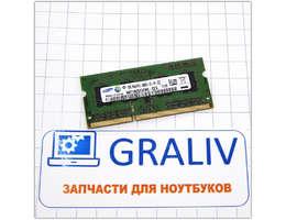 Оперативная память для ноутбуков SO-DIMM DDR3 1GB