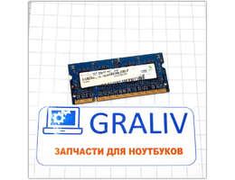 Оперативная память для ноутбука SO-DIMM DDR2 5300s 1GB Samsung