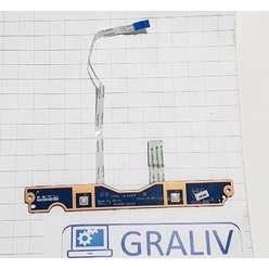 Доп. плата тачпада ноутбука HP 15-R 15-G, LS-A992P