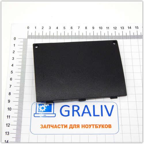 Заглушка корпуса ноутбука DNS W253ELQ, 0164763, 6-42-W253J-01X
