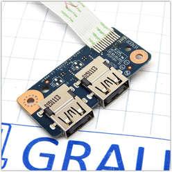 USB плата ноутбука HP15-R 15-D 15-G 255 G3, LS-A993P