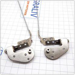 Петли для ноутбука eMachines G625, G725, AM06X000210, AM06X000110
