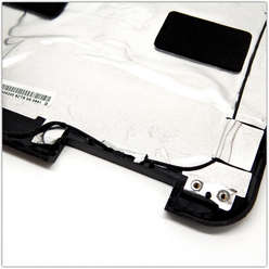 Крышка матрицы для ноутбука eMachines G625, G630, G725, AP06X000200, FA06X000400