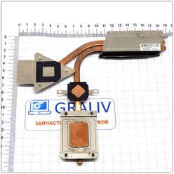 Радиатор системы охлаждения для ноутбука Toshiba L650, 6043B0083401