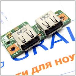 USB плата для ноутбука MSI CR700, MS-1734A