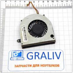 Вентилятор (кулер) для ноутбука Lenovo G460 G560, Z560, Z565 DC280007UN00