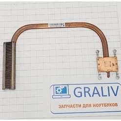 Радиатор системы охлаждения, термотрубка ноутбука Asus X501U 13GNMO1AM010-1
