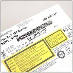 DVD привод для ноутбука DNS A35Y, GT70N