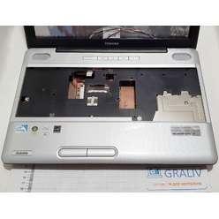 Корпус ноутбука Toshiba L500-12N в сборе