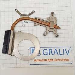 Термотрубка системы охлаждения радиатор, ноутбука HP G6-1000 G4-1000 G7-1000 643363-001 4GR25HSTP40