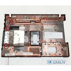 Нижняя часть корпуса, поддон ноутбука Sony VPC-EH VPCEH серии PCG-71812 4VHK1BN020