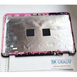 Крышка матрицы ноутбука Dell N5010, M5010, 60.4HH33.012