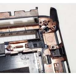 Нижняя часть корпуса, поддон нетбука Acer One 532H, AP0AE000400