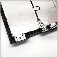 Крышка матрицы для ноутбука HP DV2000, 41.4F610.001, 60.4F611.002