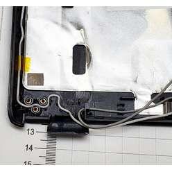 Крышка матрицы для ноутбука Samsung R410, BA75-02029A,