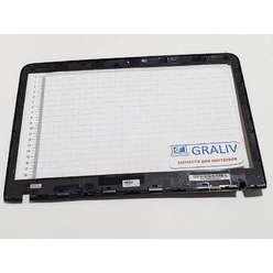 Рамка безель матрицы ноутбука Sony SVE151, 3IHK5BHN000