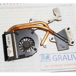 Система охлаждения ноутбука eMachines D640G 60.4HD01.001 A02