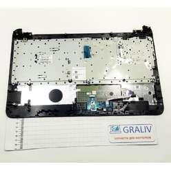 Верхняя часть корпуса, палмрест, ноутбука HP 15-ac, 15-af, 15-ay, 15-ba, 250 255 G5, AP1EM000A00