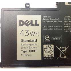 Аккумулятор ноутбука Dell Inspiron 15-5547, P39F TRHFF