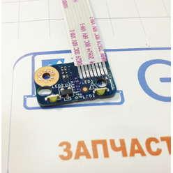 Панель LED индикаторов Dell Inspiron 15-5547, P39F LS-B012P
