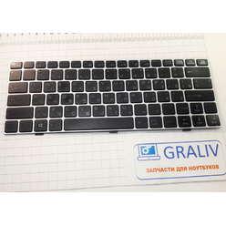 Клавиатура ноутбука DNS M100P