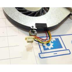 Вентилятор ноутбука DNS M100P
