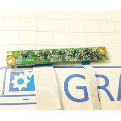 плата LED индикаторов ноутбука DNS M100P 5000-0003-6401