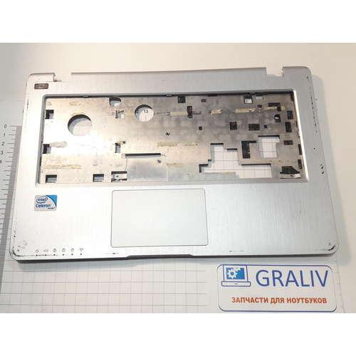 Верхняя часть ноутбука, палмрест DNS M100P