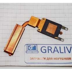 Рабиотор системы охлаждения, термотрубка ноутбука HP Compaq 6715b, 443912-001