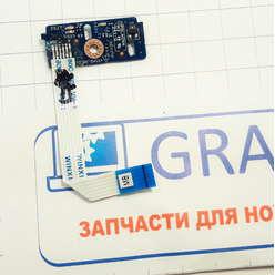 Панель LED индикаторов ноутбука Lenovo G505s LS-9903P
