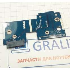 Плата HDD SATA коннектора eMachine G630 LS-5481P