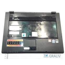Верхняя часть корпуса ноутбука, палмрест Samsung NP-R60 BA81-04444A BA75-02013B/A