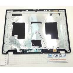 Крышка матрицы ноутбука Samsung NP-R60  BA81-03819A/B BA75-02066A/E