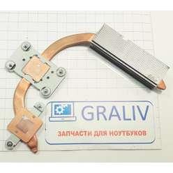 Радиатор системы охлаждения ноутбука Samsung NP-R60 BA62-00445B