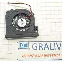 Вентилятор систем охлаждения ноутбука Samsung NP-R60 BA31-00051B