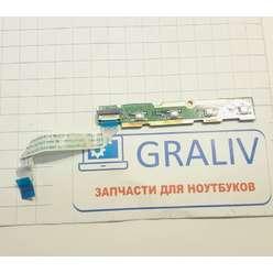 Доп. плата управления ноутбука DNS TWC-N13P-GT DA0TWCTH8C0