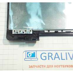 Крышка матрицы ноутбука Dexp Dexp W970TU, O106, O150, 6-39-W9701-021