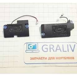 Динамики ноутбука Dexp Aquilon O106 W970TU (0806843) 6-23-5W970-0LX, 6-23-5W970-0RX